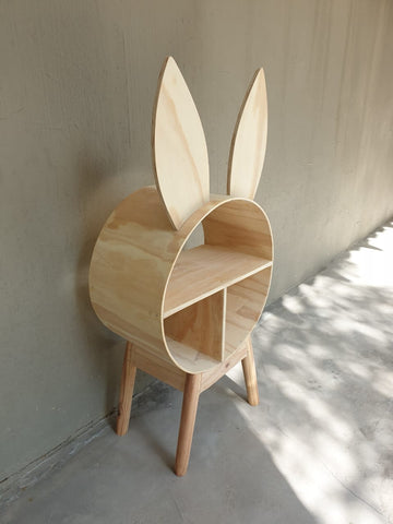 Round Bunny Shelf