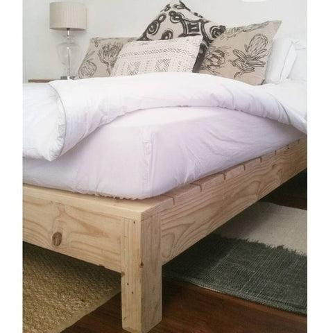 Classic Bed Base (w/Visable Struts)