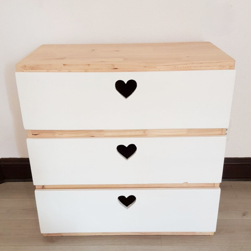 Sweet H-art Chest of Drawers