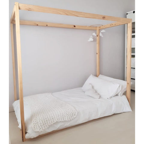 Four Post Bed Frame