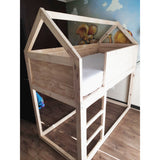 House Top Bunk Bed