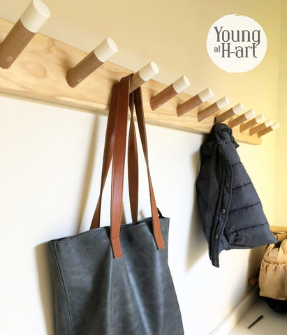 Scandi Hook Rack