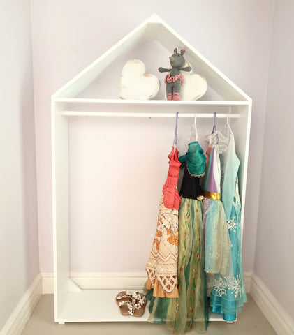 Bella Clothing Rail