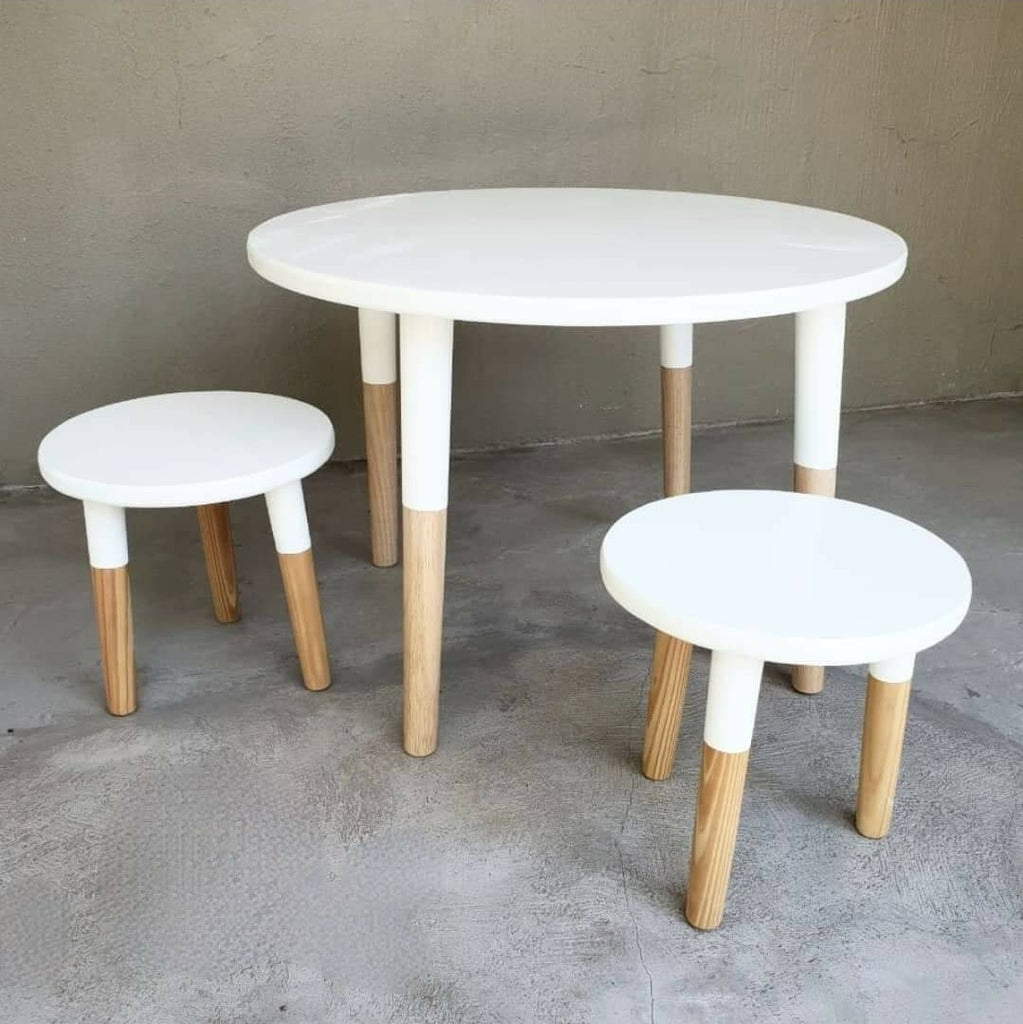 Scandi Round Table (table only)