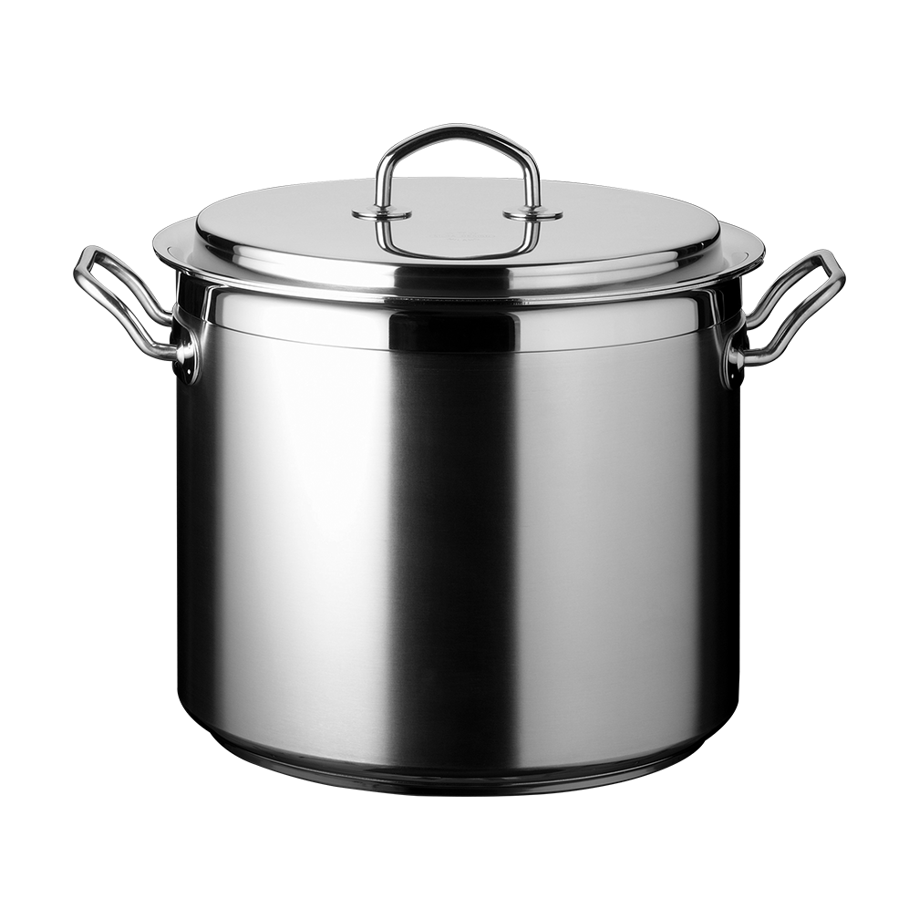 "Silga teknika 8.5 L (8.9Qt) Stainless Steel Stock Pot 24cm (9.4"")"