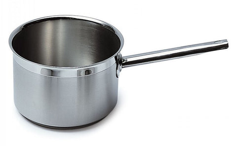 Silga Teknika World's Best Stainless Steel Cookware High Saucepan or Casserole without a lid - 2.2 litres
