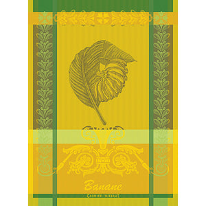 "Garnier Thiebaut ""Banane"" Kitchen Towel"