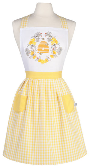Bees Bakers Apron
