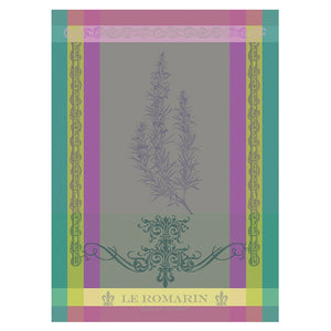 "Garnier Thiebaut ""Brin de Romarin"" Kitchen Towel"