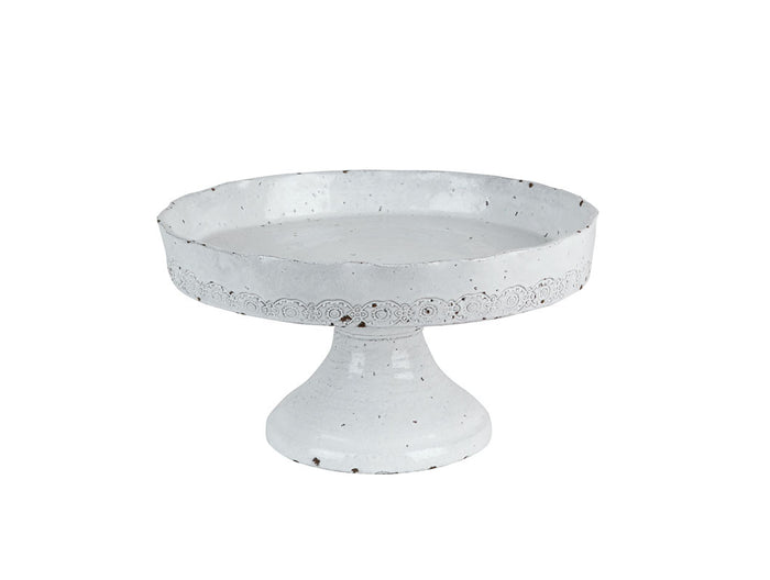 Casa Virginia Galestro - Footed Cake Stand