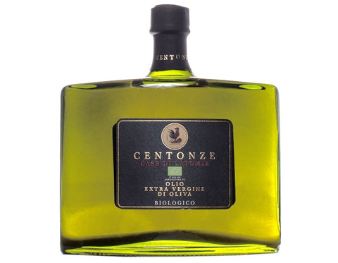 Centonze Organic E.V.Olive Oil - Bottle