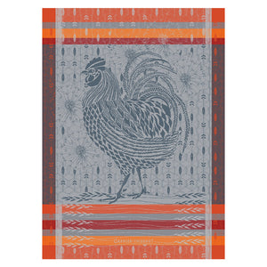 "Garnier Thiebaut ""Coq Design"" Kitchen Towel"