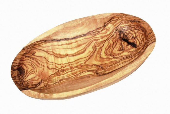 Olive Wood Dipping Dish