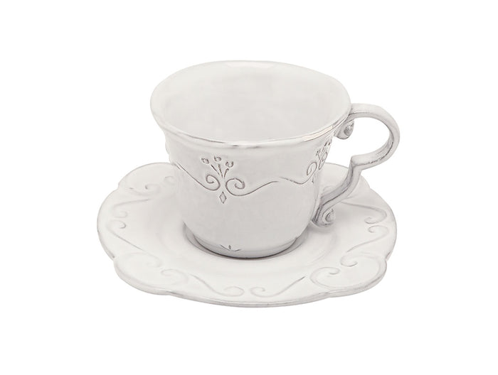 Casa Virginia Italica - Espresso Cup and Saucer