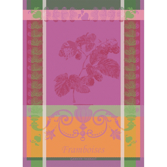 "Garnier Thiebaut ""Framboises"" Kitchen Towel"