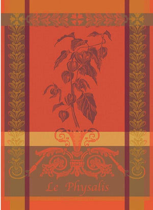"Garnier Thiebaut ""Physalis"" Kitchen Towel"