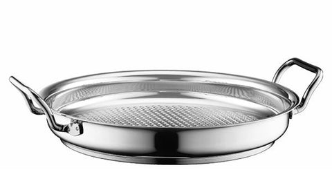 Silga Teknika Stainless Steel Griddle Pan