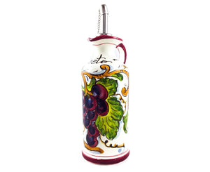 "Borgioli Grapes Vinegar Cruet - 15cm (5.9"")"