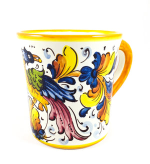 Borgioli Birds of Paradise Mug