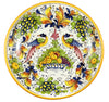 "Borgioli Birds of Paradise Salad Bowl - 30cm (11.8"")"