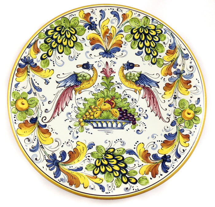 "Borgioli Birds of Paradise Bowl - 35cm (13.8"")"