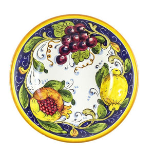 "Borgioli - Mixed Fruits - Salad Bowl 20cm (7.9"")"