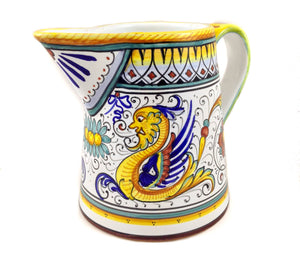 Sberna Raffaellesco Conical Pitcher