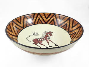 Sberna Cavalli 25cm Serving Bowl