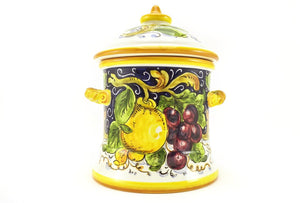 Borgioli - Mixed Fruits - Large Canister