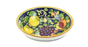 "Borgioli - Mixed Fruits - Salad Bowl 25cm (9.8"")"