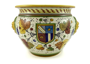 Gialletti & Pimpinelli Umbria Cache Pot-Planter