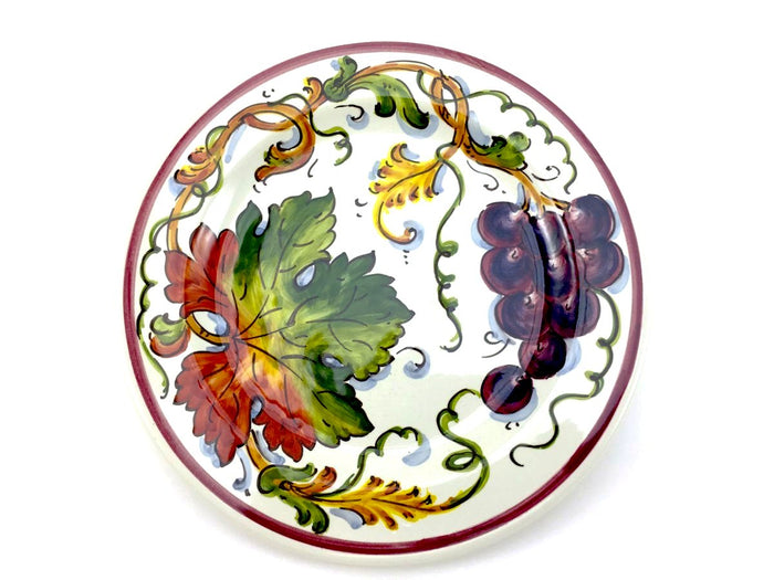 Borgioli - Grapes Salad Plate