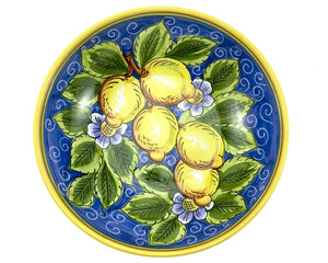 Sberna Limoni Serving Bowl