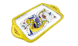 Sberna Raffaellesco Small Rectangular Tray