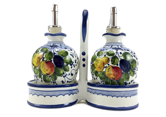 Borgioli - Fruttina - Oil & Vinegar Cruet Set
