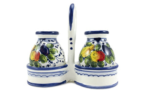 Borgioli - Fruttina - Salt and Pepper with Caddy