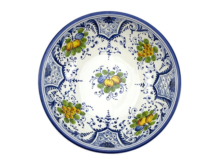 "Borgioli - Fruttina - Salad Bowl - 25cm (10.1"")"