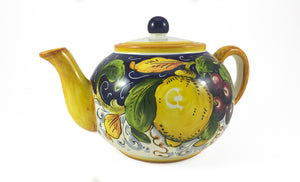 Borgioli Mixed Fruits Tea Pot