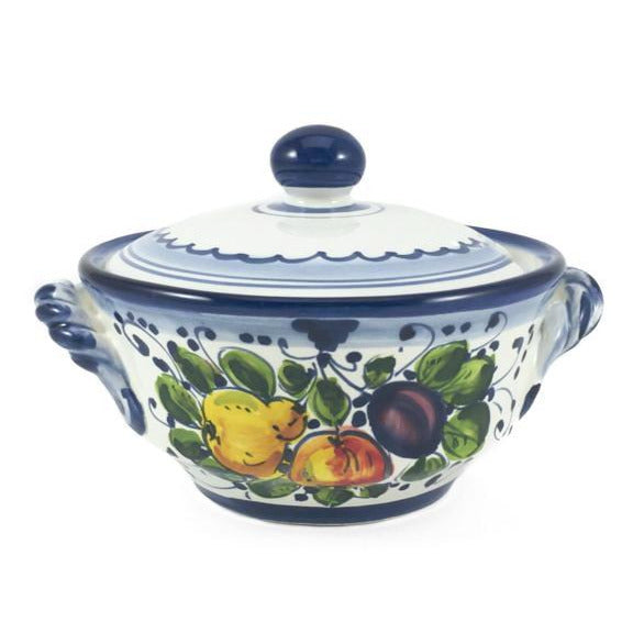 Borgioli Fruttina Sugar Bowl