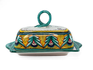 Sberna Geometric Butter Dish - Decor G