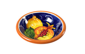 "Borgioli - Mixed Fruits Pinzimonio Bowl 10cm (3.9"")"