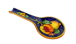 Borgioli - Mixed Fruit - Spoon Rest