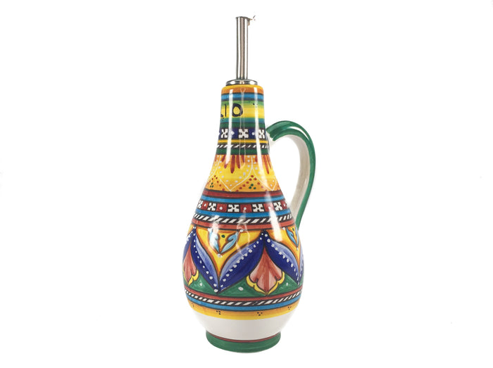 Sberna Geometric Oil Bottle