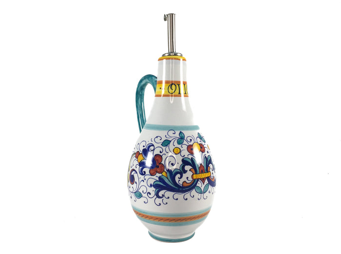 Gialletti & Pimpinelli Deruta Oil Bottle
