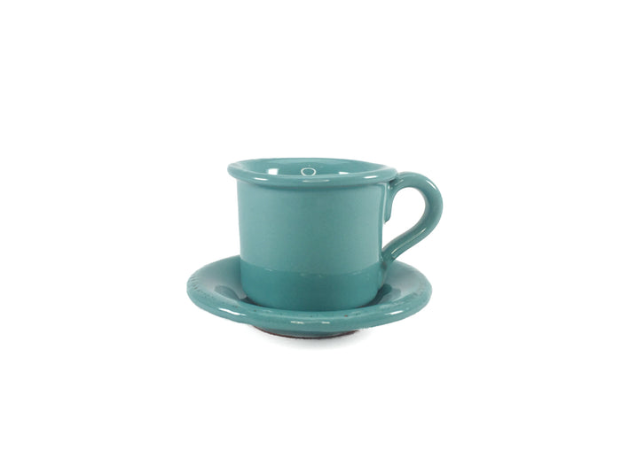 Casa Virginia Tavolozza - Espresso Cup and Saucer