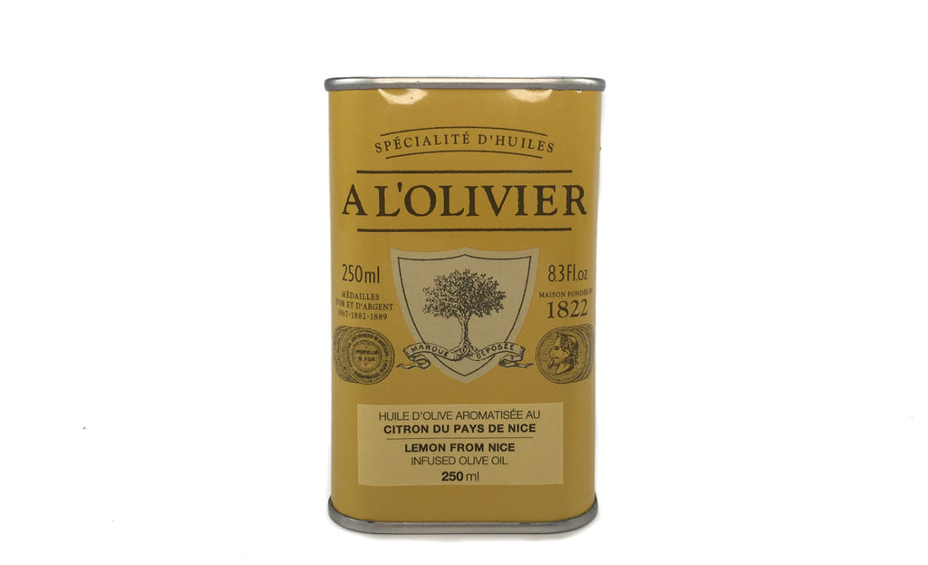 A L'Olivier Lemon and Ginger Olive Oil