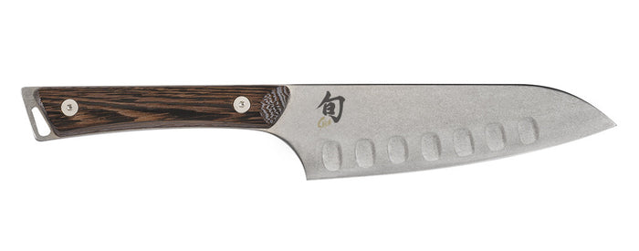 "Shun Kanso 5.5"" Hollow Ground Santoku"