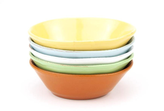 Casa Virginia Tavolozza - Oval Cereal/ Salad Bowl