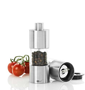 Ad-Hoc Classic Pepper/Salt Mill 13cm.