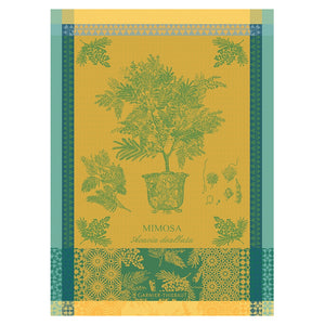 "Garnier Thiebaut ""Mimosa"" Kitchen Towel"